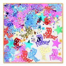 Confetti 1/2 oz Forever 39