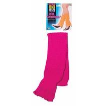 Leg Warmers Neon Pink