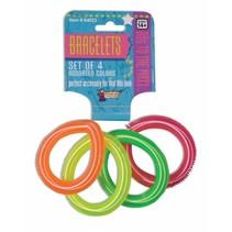 Coil Bracelets 4 pack