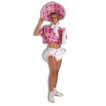 Baby Kit Diaper, Jumbo Pin & Pacifier Pink