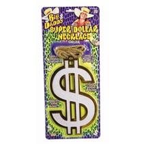 Super Dollar Necklace