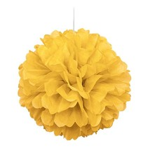 Yellow Puff Ball