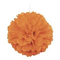 Orange Puff Ball