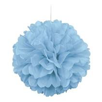 Blue Puff Ball