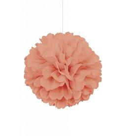 Coral Puff Ball
