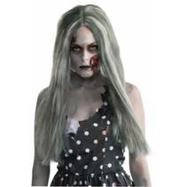 Zombie Creepy Wig