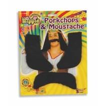 Pork Chops & Moustache
