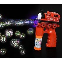 Bubble Blaster Train