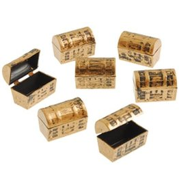 Mini Treasure Chest 36 piece package
