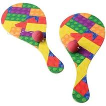 Paddle Ball Block Mania