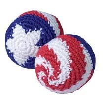 Patriotic Hackey Sack Ball