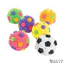 Puffer Soccer Ball