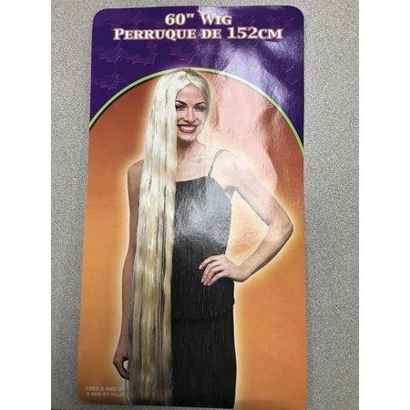 """60"""" Wig Perruque De 152CM"""