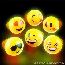 Emoji Lite Up Ring