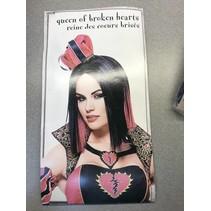 Queen of Broken Hearts Wig