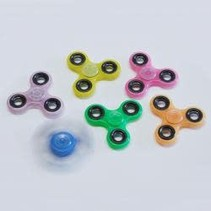 Spinner Lite Up Black