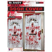 Bloody Door Cover