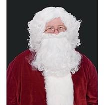 Santa Wig Set