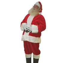 Santa Suit Popular Rental Quality