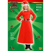 Simply Mrs Santa Adult