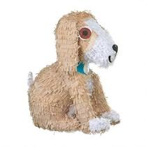 Tan Dog Pinata
