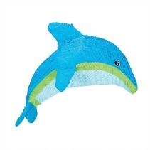 Blue Dolphin Pinata