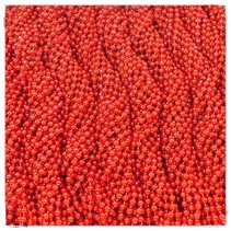 Case Of Throw Beads Red