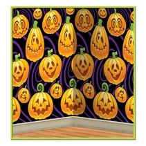 Jack-O-Lantern Backdrop