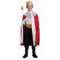 King Robe Child Small