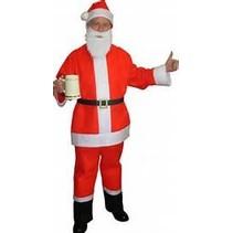 Economy Santa