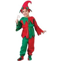 Elf Costume Child Small