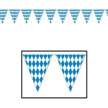 Oktoberfest Pennant Banner