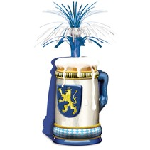 Oktoberfest Beer Stein Center Piece