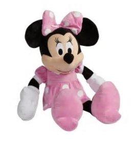 Pink Minnie Mouse Stuffed Animal