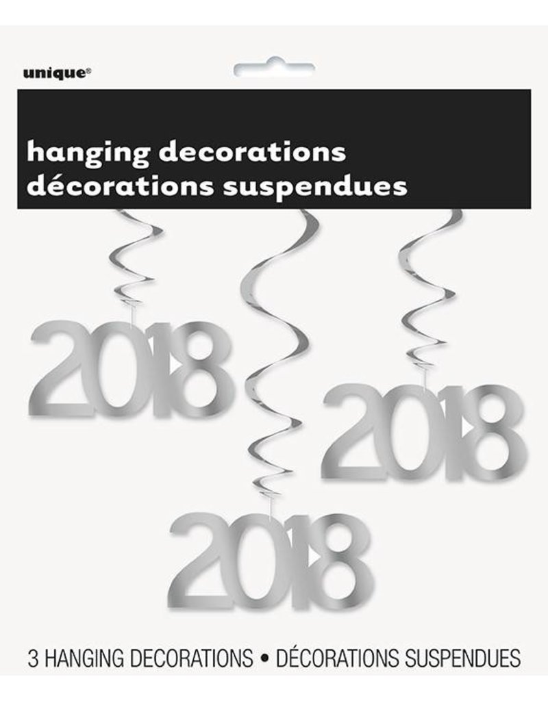 2018 Hanging Decorations