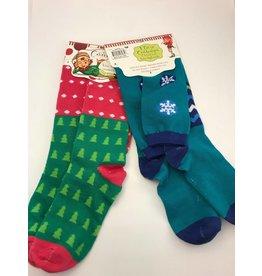 Christmas Knee High Socks
