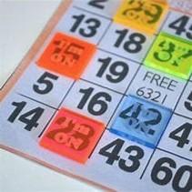 Bingo Waiters With Sayings