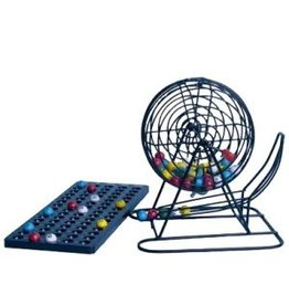 Plastic Coated Bingo Cage-small