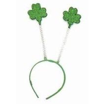 St. Patrick's Bobble Headband