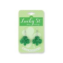 St Pat Bling Earrings