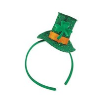 St Pat Hat Lite Up Headband