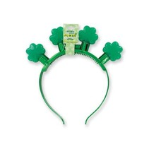 St Pat Lite Up Headband