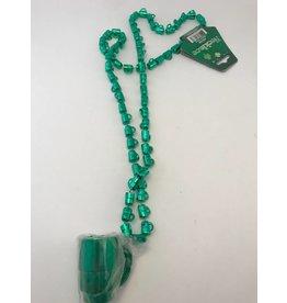 St. Pat's Beer Mug Beads