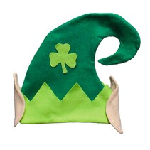 Green Hat with ears