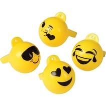 Emoji Whistles 1 dozen