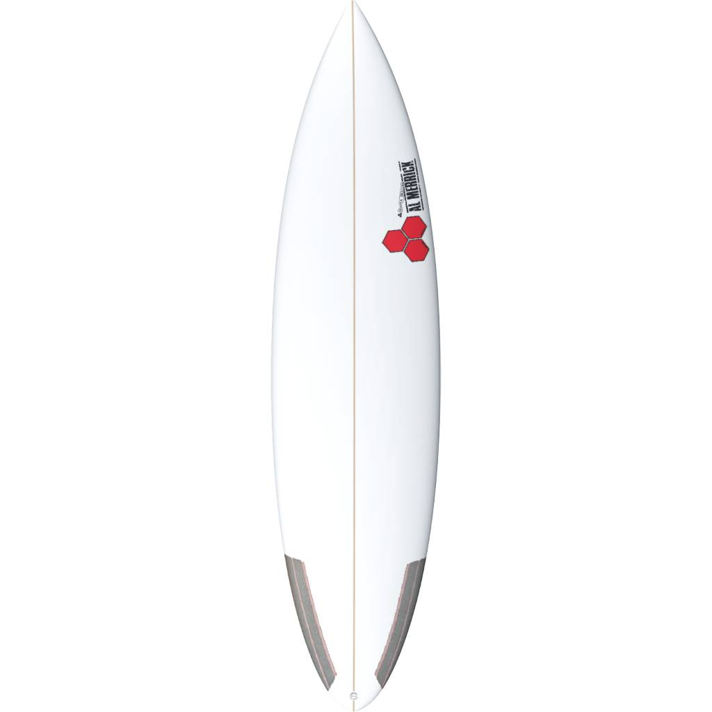 CHANNEL ISLANDS SURFBOARDS 6'6 TACO FUT 5FIN