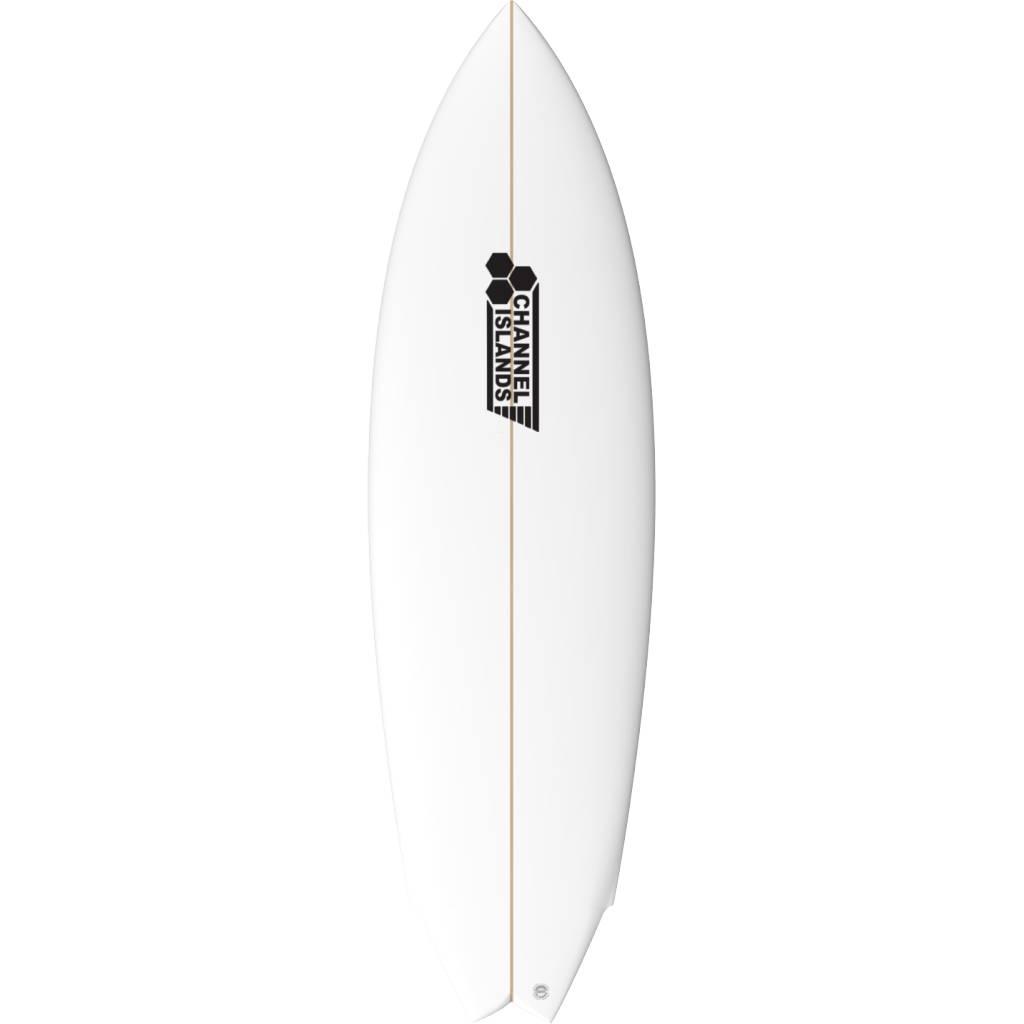 CHANNEL ISLANDS SURFBOARDS 5'9 TWIN FIN