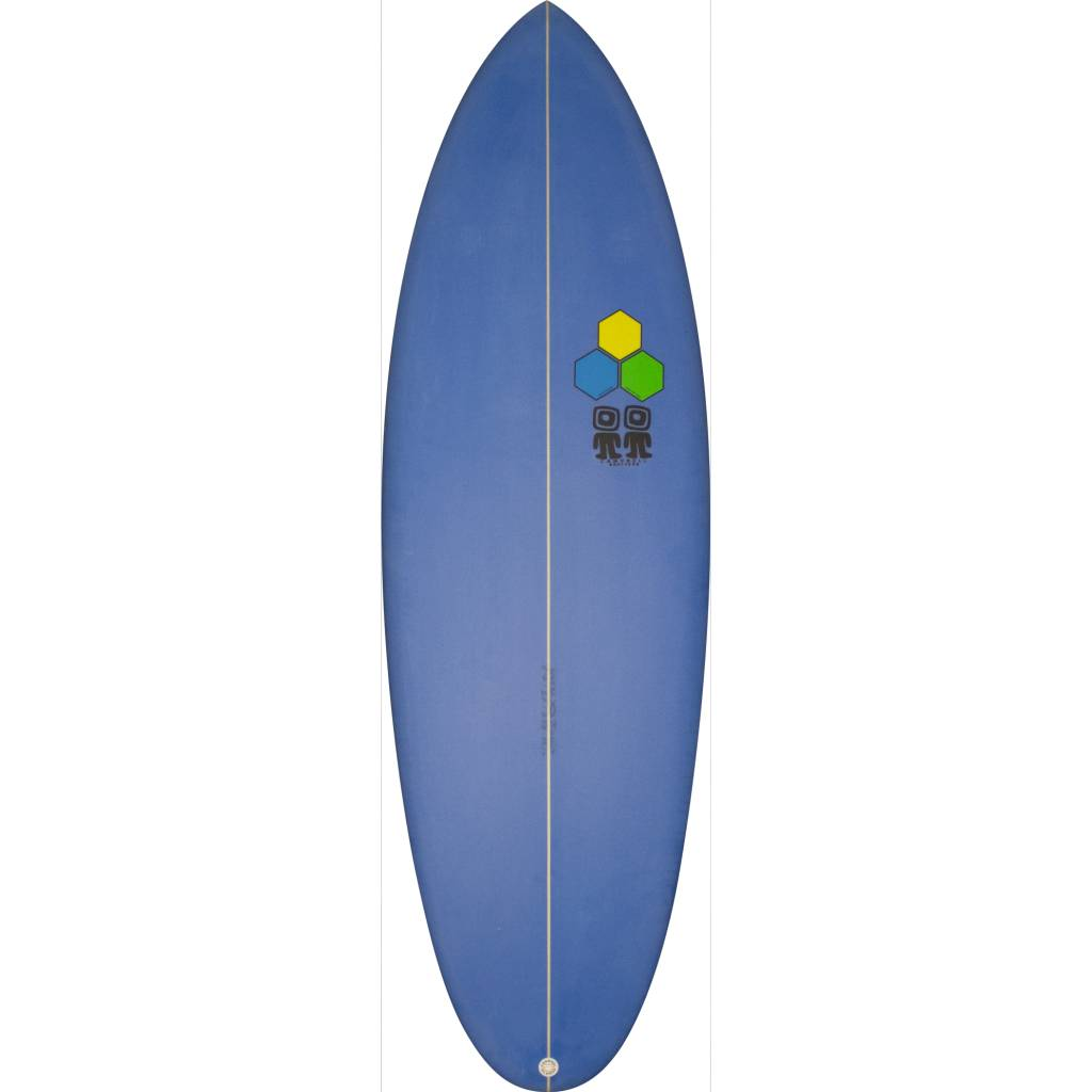 CHANNEL ISLANDS SURFBOARDS 5'2 BISCUIT BONZER W/ FINS