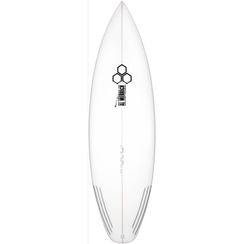 CHANNEL ISLANDS SURFBOARDS 6'1 FEVER FUTURES