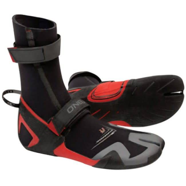 O'NEILL WETSUITS PSYCHOFREAK 3.5MM SPLIT TOE BOOT